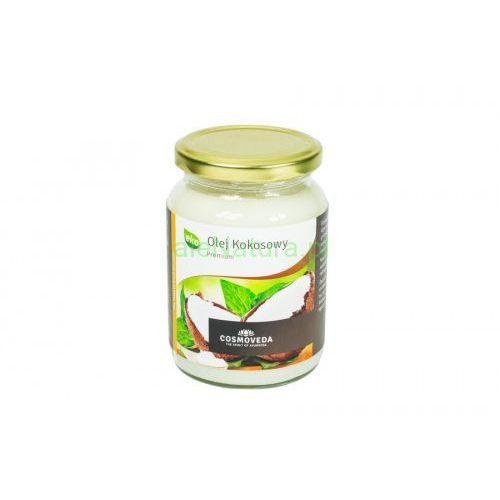 COSMOVEDA olej kokosowy premium eko 300g bezzapachowy, CSV-065