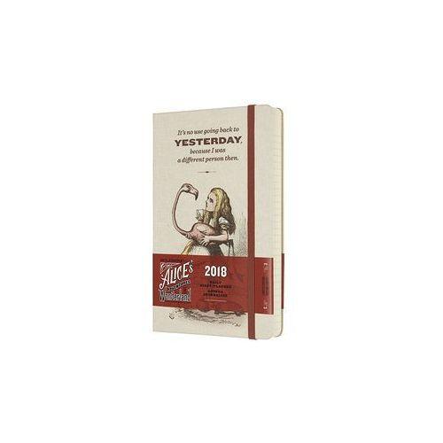 Kalendarz Moleskine 2019 Dzienny, L, HARRY POTTER edycja limitowana, 1716939