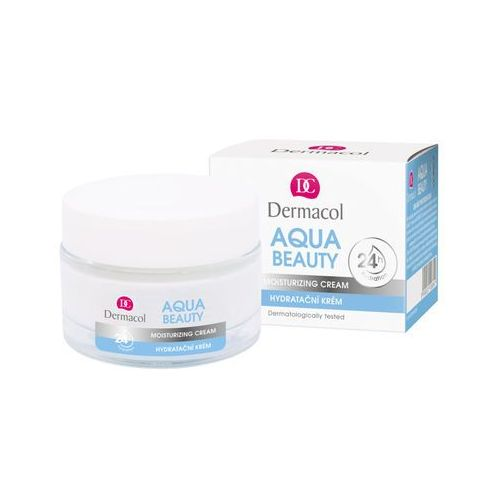 aqua beauty moisturizing cream | nawilżający krem do twarzy 50ml marki Dermacol