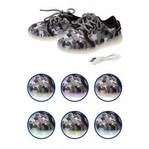 Buty z podświetlaną podeszwą 1Z3411