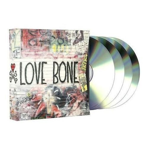 Universal music On earth as it is: the complete works (3cd+dvd) ltd. - mother love bone (cd + dvd)