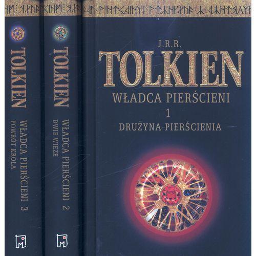 Władca Pierścieni t.1/3 (9788377583036)
