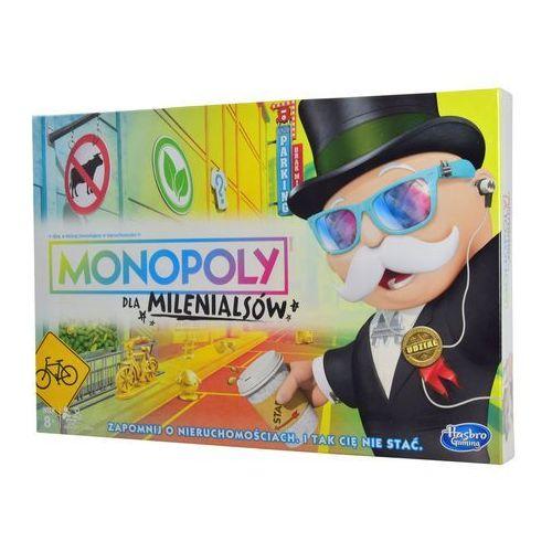 Monopoly dla milenialsów marki Hasbro