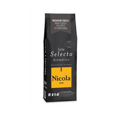 Nicola Portugalska kawa selecto gourmet drobno mielona 250g (5601132111074)
