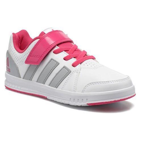 Tenisówki i trampki  LK Trainer 7 EL K Dziecięce Białe, Adidas Performance