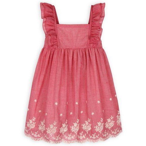 TROIZENFANTS Sukienka Loulou czerwona (sukienka dziecięca)