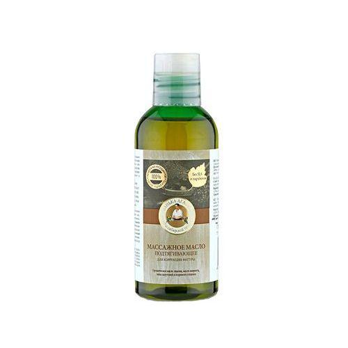 Babuszka agafia uelastyczniający olejek do masażu (łaźnia agafii) 170ml marki Pierwoje reszenie, rosja