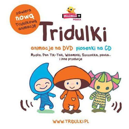 Warner music Różni wykonawcy - tridulki (cd+dvd) - reedycja (0825646314140)