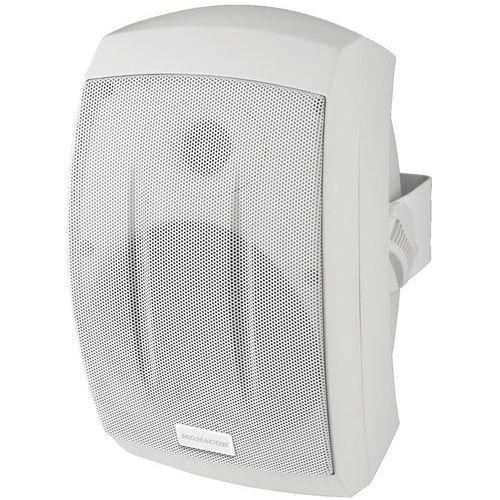 MONACOR ESP-232/WS - 2-drożne zestawy głośnikowe, naścienne - 100V lub 8 ohm, ESP-232/WS