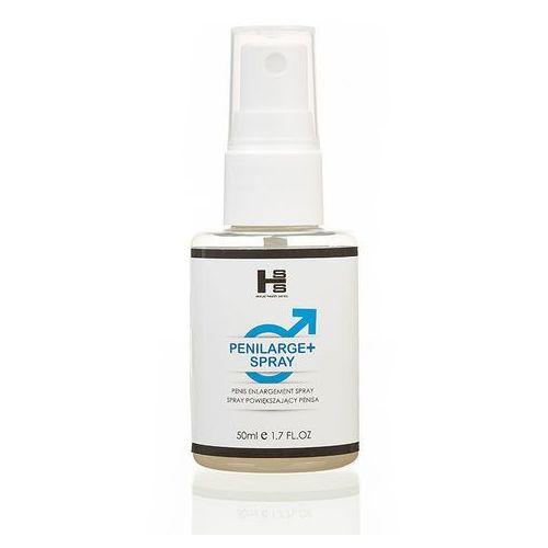 Shs Penilarge + spray, natychmiastowe powiększenie penisa