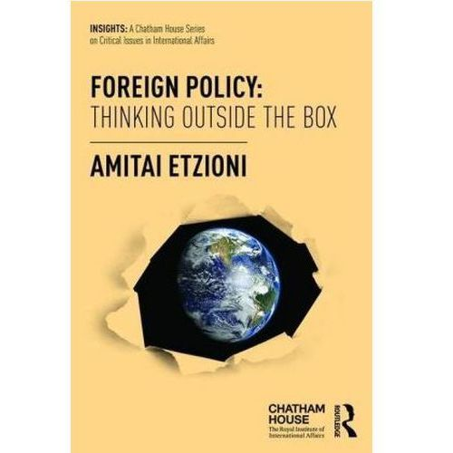 Foreign Policy: Thinking Outside The Box (9781138678330)