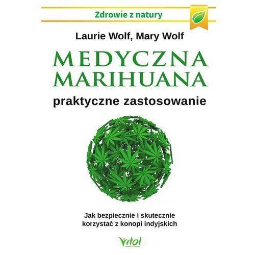 Medyczna marihuana (9788381681384)