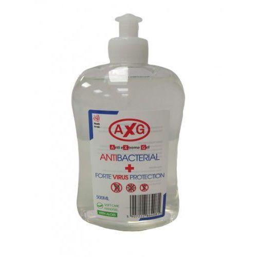 Żel do mycia rąk z alkoholem AXG 500 ml