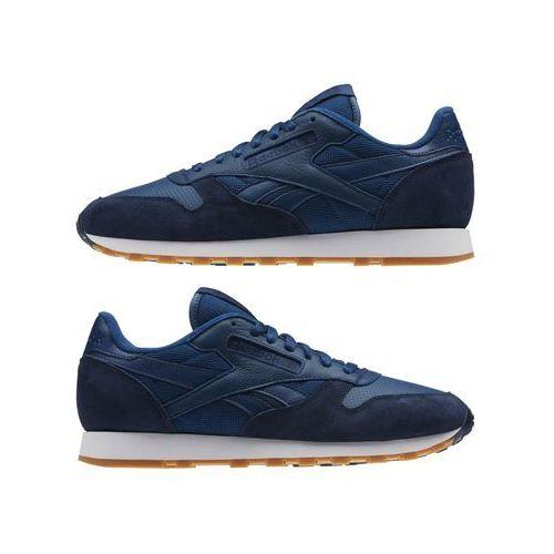 Reebok CL Leather SSP AR3775, kolor niebieski