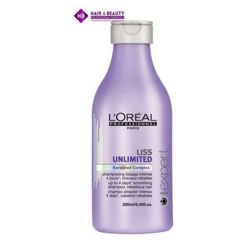 Loreal expert liss unlimited szampon wygładzający 250 ml - blisko 700 punktów odbioru w całej polsce! szybka dostawa! atrakcyjne raty! dostawa w 2h - warszawa poznań marki L'oreal