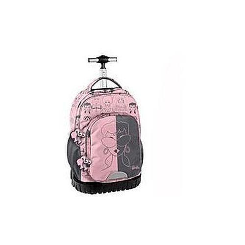 22f18d4e5b606 Paso Plecak na kółkach barbie (5903162072357) 190