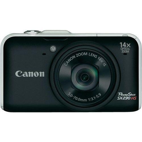 Canon PowerShot SX230 [zoom optyczny 14x]