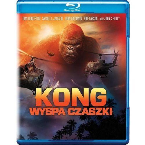 Kong: Wyspa Czaszki (Blu-ray) - Jordan Vogt-Roberts (7321999346362)