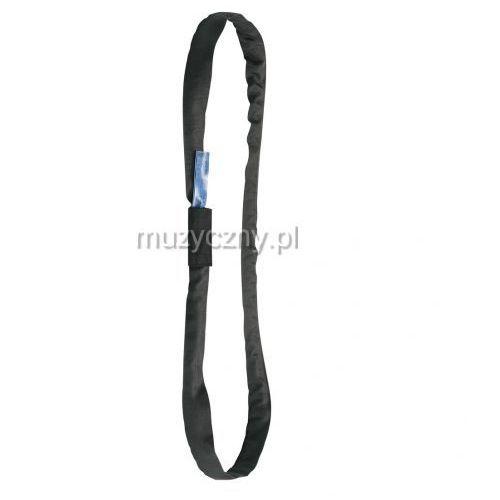 Duratruss round-sling 3m, 1to, black - zawiesie - obciążalność do 1 tony
