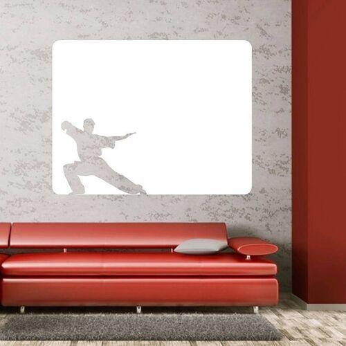 Tablica suchościeralna karate 096 marki Wally - piękno dekoracji