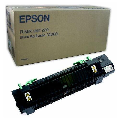 Epson Wyprzedaż oryginał grzałka utrwalająca (fuser kit) 220v c13s053007 do epson aculaser c4000 c4000ps, 100000 str.