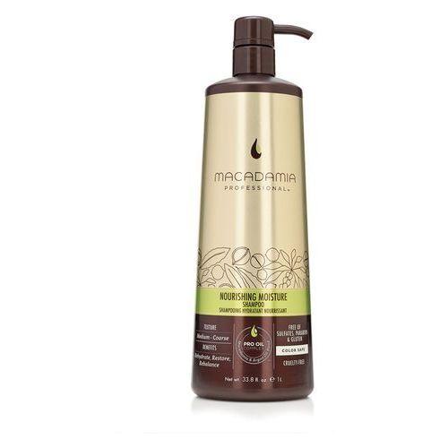 Macadamia nourishing moisture - nawilżający szampon do włosów szorstkich 1000ml