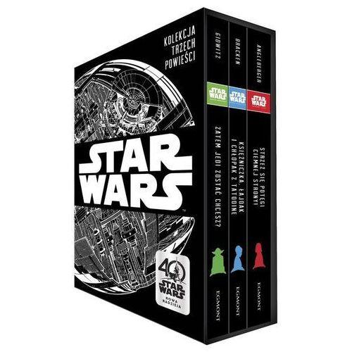Star Wars Kolekcja 3 powieści - Jeśli zamówisz do 14:00, wyślemy tego samego dnia. Darmowa dostawa, już od 99,99 zł.