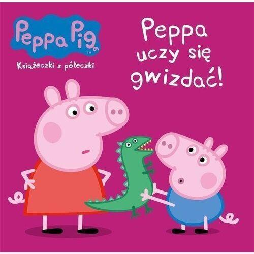 Świnka Peppa. Książeczki z... Tom 62 Peppa uczy się gwizdać, Media Service Zawada