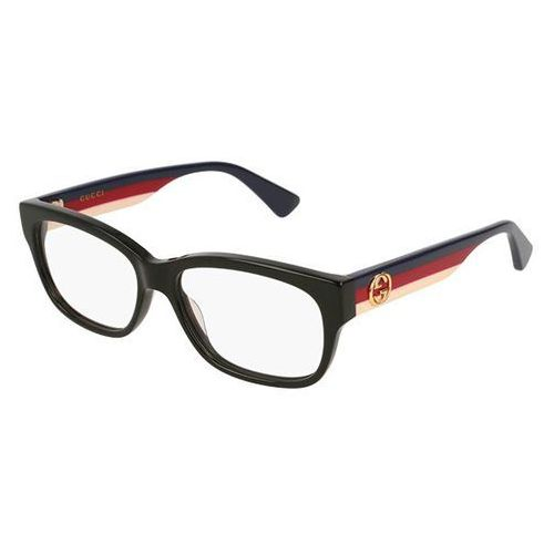 Gucci Okulary korekcyjne gg 0278o 001