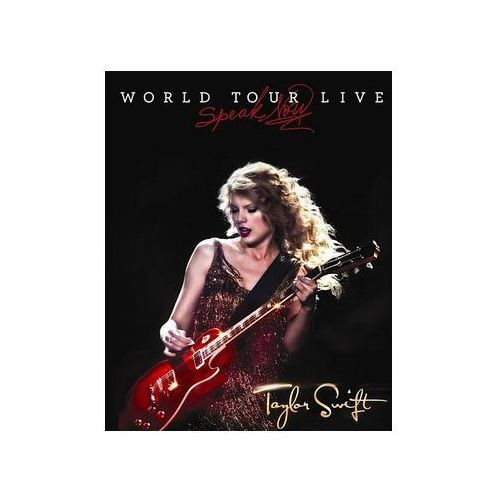 Swift Taylor - Speak Now: World Tour Live [DVD], 2788564