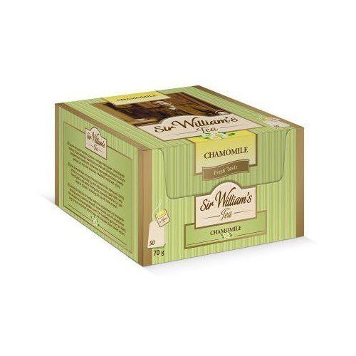 Herbata Sir William's Tea CHAMOMILE, 87
