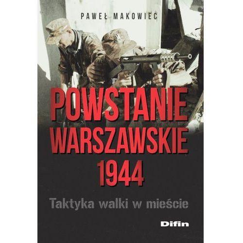 Powstanie Warszawskie 1944, Paweł Makowiec