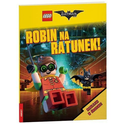 THE LEGO® BATMAN MOVIE. ROBIN™ NA RATUNEK