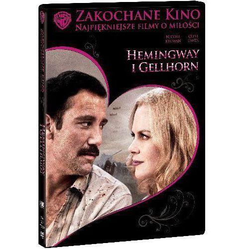 Galapagos Hemingway & gellhorn (dvd) - philip kaufman od 24,99zł darmowa dostawa kiosk ruchu (7321910323694)