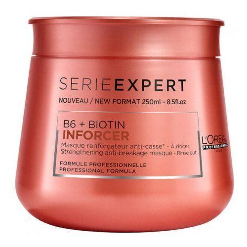 Loreal Expert Inforcer maska do włosów osłabionych łamliwych 250 ml NEW (3474636483990)