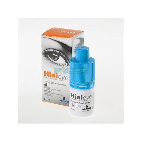 HIALEYE 0,4% krople do oczu 10ml (8034135270672)