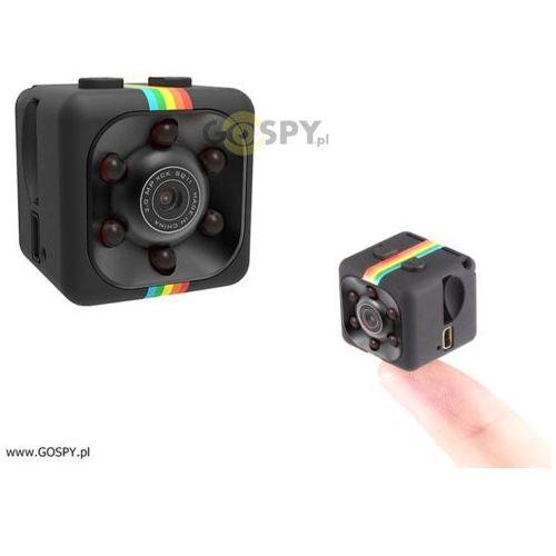 Mini kamera sq-11 black full hd marki Gospy.pl