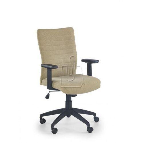 Fotel pracowniczy Halmar Limbo beżowy - gwarancja bezpiecznych zakupów - WYSYŁKA 24H, 97567