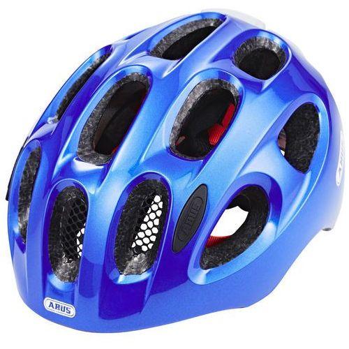 ABUS Youn-I Kask rowerowy Dzieci niebieski M | 52-57cm 2018 Kaski dla dzieci, 59823