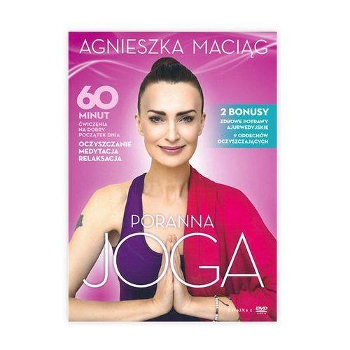 Poranna joga-płyta DVD