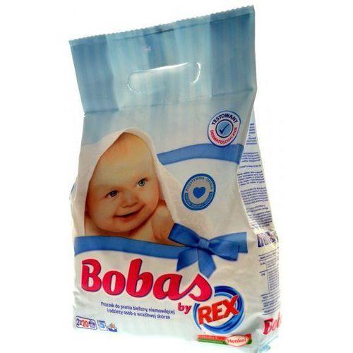 BOBAS by REX proszek do prania ubranek dziecięcych /Henkel/2kg (20 prań) (proszek do prania ubrań)