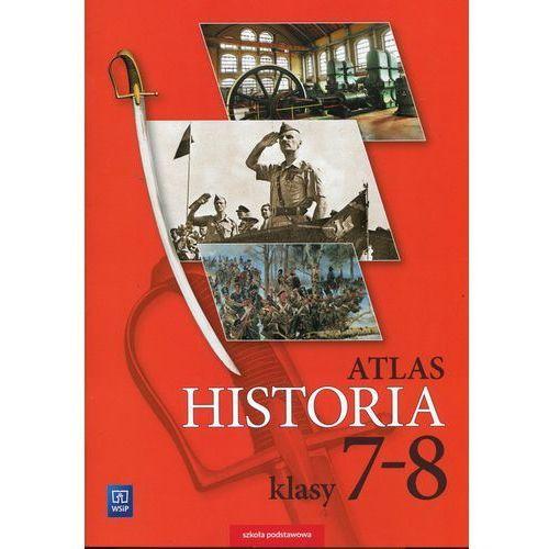Historia Atlas 7-8 - WSiP (2017)