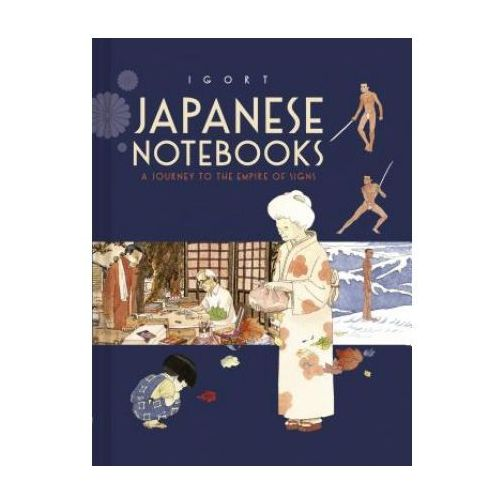 Japanese Notebooks (9781452158709)