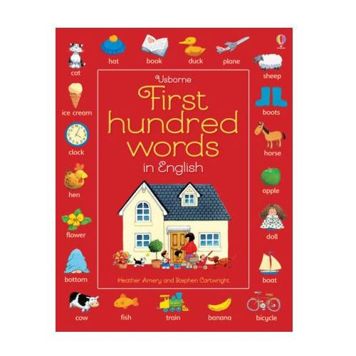 First Hundred Words in English, Amery, Heather