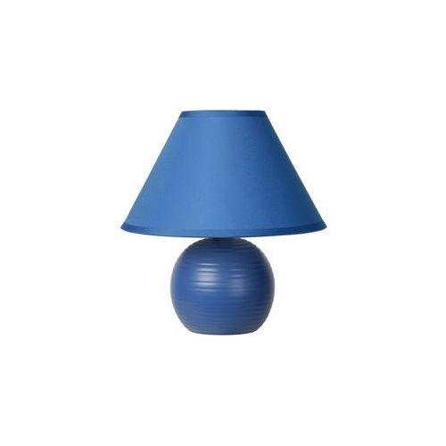Lucide 14550/81/35 - lampa stołowa kaddy 1xe14/esl 9w/230v (5411212143181)