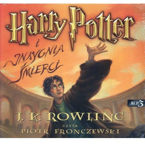 Harry Potter i Insygnia Śmierci CD mp3 (audiobook) (2007)