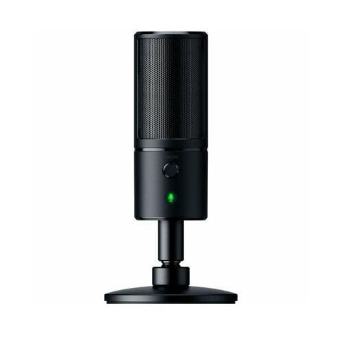 Razer Mikrofon seiren x czarny (8886419377788)