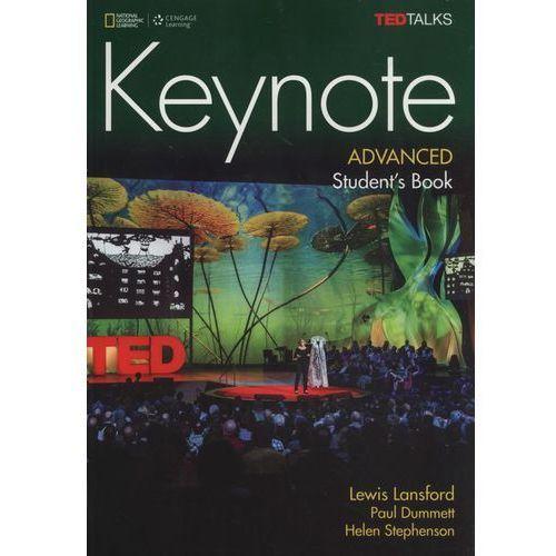 Keynote Advanced With Dvd-rom, Lansford