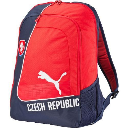plecak country backpack licensed black-white-red marki Puma
