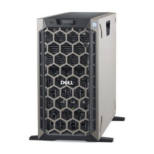 Serwer poweredge t440 w obudowie typu tower marki Dell